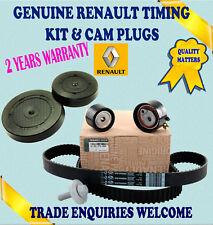 FOR RENAULT KANGOO LAGUNA MEGANE 1.6 1.4 16VALVE TIMING BELT TENSIONER KIT