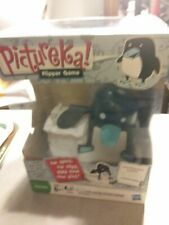 Pictureka Penguin Seek and Find Pictures Flipper Family Game By Hasbro Toys NEW