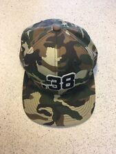 Crooks And Castles Men's Fitted Cap .38 Camo