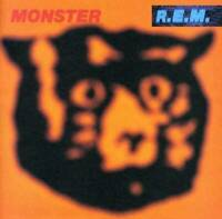 Monster - Audio CD By R.E.M. - VERY GOOD