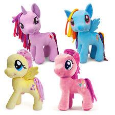 "My Little Pony 10"" Plush: Pinkie Pie, Rainbow Dash, Twilight Sparkle, Fluttershy"