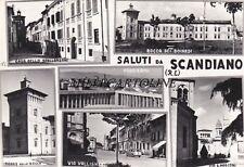 SCANDIANO: Saluti da ... 6 vedute    1963