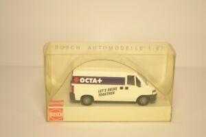 """BUSCH N° 47364 - citroen jumper """"OCTA+"""" - echelle 1/87"""