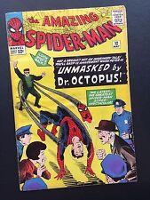 The Amazing Spider-Man #12 - Spidey vs Doctor Octopus ASM Nice Copy