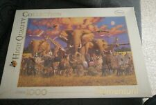 Puzzle Panorama High Quality Collection Clementoni 1000 Wild Life