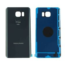 Replacement Battery Back Glass Cover For Samsung Galaxy Note 5 Verizon N920V