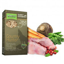 Natures Menu Country Hunter Superfood CRUNCH RABBIT with CRANBERRY Dog Food 700g