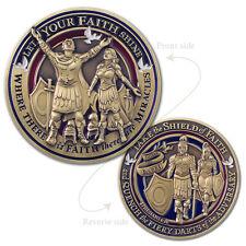 Faith Coin · Faith in God Challenge Coin