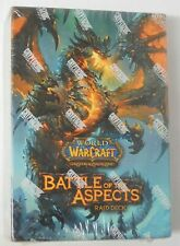 BATTLE OF THE ASPECTS RAID DECK - World of Warcraft TCG Deck - NEW / SEALED