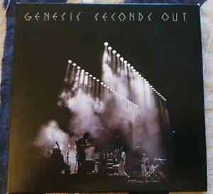 Genesis Seconds Out - Japan Mini Vinyl (Toshiba-EMI)