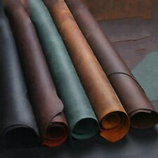 2mm Horse Leather Sheet Material DIY Handcraft Vintage Cowhide First Layer