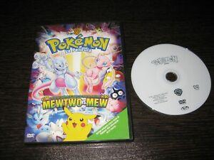 POKEMON LA PELICULA DVD WARNER BROS ANIMACION