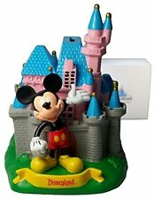 Disneyland Resort Disney Parks COIN BANK - Cinderella Castle MICKEY MOUSE *New