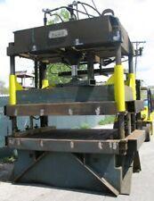 75 Ton Dake 80 X 74 Four Post Hydraulic Press Mod 27 344 Per Icon 2249
