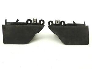 2012 Mk6 VW Golf R Rear Rocker Mud Flap Side Skirt Panel End Trim Pair Oem -942