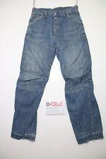 G-star elwood jeans usato (Cod.D1261) Tg.44 W30 L34 uomo boyfriend