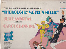 Thoroughly Modern Millie--Original Movie Soundtrack11967-13 Track- Record  LP