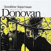 Donovan : Sunshine Superman: The Very Best Of Dono CD FREE Shipping, Save £s