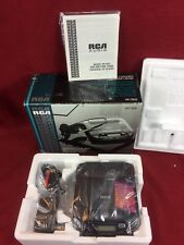 RCA RP-7902 Personal CD Player No Headset With Original Box In Great Condition