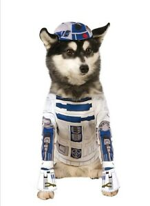 R2-D2 Star Wars Dog Pet Fancy Dress Costume