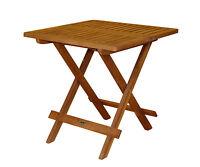 Gartentisch 50x50 Balkontisch Klapptisch Garten Tisch Beistelltisch Holztisch