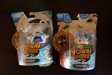 Yo-Kai Watch Set:  Whisper and Komasan