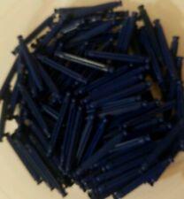 """K'Nex Lot 135 Blue Rods 2 1/4"""""""