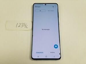 Samsung Galaxy S20+ (5G) SM-G986U - 128GB - Cloud Blue (Sprint-Unlocked) (1234c)