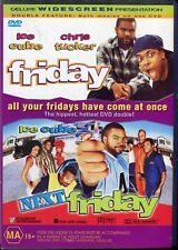Friday / Next Friday (Double Feature) - R4 DVD Ice Cube