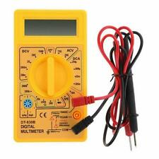 (r56) - Digital Multimeter dt-830b Misuratore incl. prüfkabel passante esaminatori NUOVO!