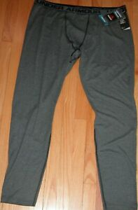 UNDER ARMOUR FITTED LEGGINGS TACTICAL, BASE 2.0, POLARTEC WOOL BLENDED