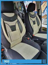 Renault MASTER IV à partir de 2010 Ajustées Sitzbezüge VIP eco cuir synthétique x103