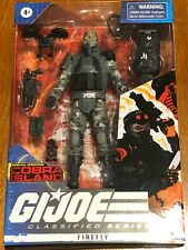 G.I. Joe Classified Series Special Mission: Cobra Island Firefly Action Figure