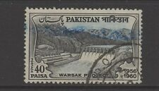 PAKISTAN 1961 40p WARSAK HYDRO-ELECTRIC - Fine Used