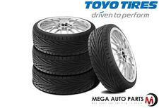 4 X New Toyo Proxes T1R 195/45R15 78V Stylish Ultra High Performance Tires