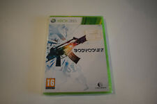 bodycount body count xbox 360 xbox360 neuf sous blister