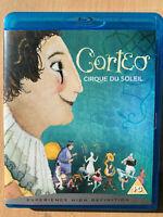 Cirque De Soleil Corteo DVD Acrobatico Danza Troup Extravahanza Film Movie
