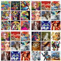 Malen nach Zahlen 40 x 50 cm Komplettset mehr als 200 Motive in Shop zur Auswahl