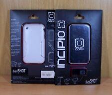 INCIPIO® duroSHOT Silikon Polycarbonat Schutzhülle in OVP iPhone 3G / 3GS  L124