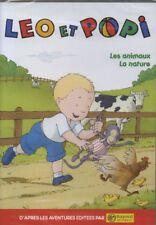 DVD Léo et Popi Léo et Popi : Les animaux - La nature