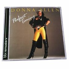 Donna Allen - Perfect Timing BBR212   New Re-released 2013 cd