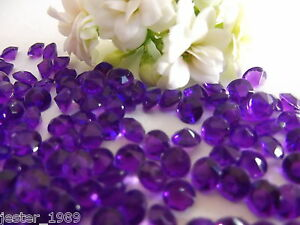 500 1000 2000 5000 Wedding Scatter Table Crystals Diamonds 4.5mm 6.5mm 8mm 10mm