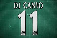 F.A. Premier League Player Size Name & Numbering Printing #11 DI CANIO