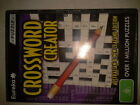 Crossword Creator,Aust & New Zealand edition,PC,Brand New,1 million puzzles