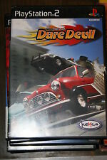 Play Station 2 Kemco Top Gear Dare Devil