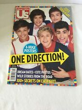 ONE DIRECTION US Magazine Collector's Edition August 2013 Huge Posters Hot Pics