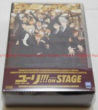 New Yuri on Ice Yuri on Stage First Limited Edition DVD Booklet Japan EYBA-11487
