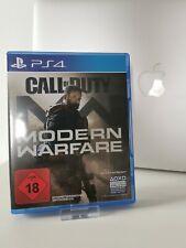 Ps4 / Playstation 4 Sammlung - BLITZVERSAND - Call of Duty: Modern Warfare