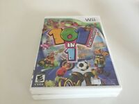 101-in-1 Party Megamix (Nintendo Wii, 2009) Wii NEW!