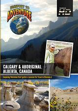 Passport to Adventure Calgary & Aboriginal Alberta, Canada - Travel DVD